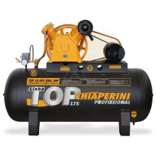 COMPRESSOR DE AR TOP 175/MONOFÁSICO - TOP 15 APV 200L 3HP
